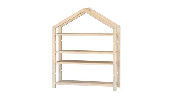 Półka na zabawki domek Flit, (1) - Komody