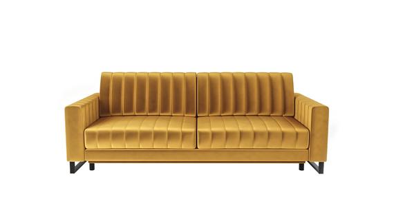 Rozkładana Kanapa Trzyosobowa Mono 3 z funkcją spania, (1) - Fotele