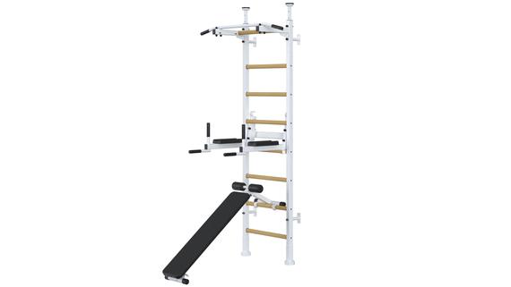 Drabinka gimnastyczna HealthyKid BenchK, (1) -