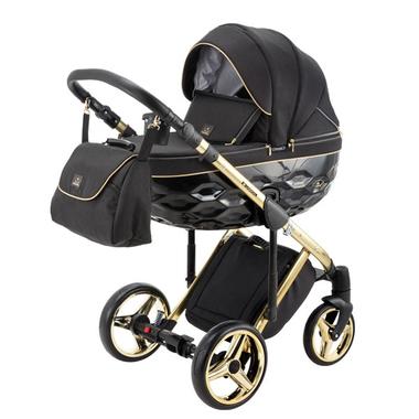 Wózek dziecięcy Feeby Luxury, (1) -