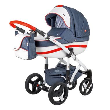 Wózek dziecięcy Leavenworth, (1) -