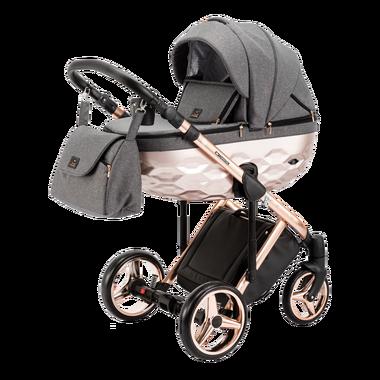Wózek dziecięcy Feeby Premium, (1) -