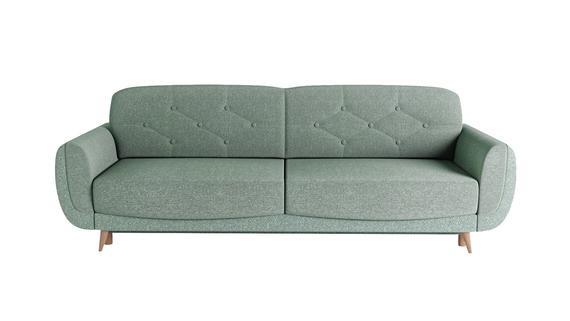 Rozkładana Kanapa Trzyosobowa Pino 3, (1) - Fotele