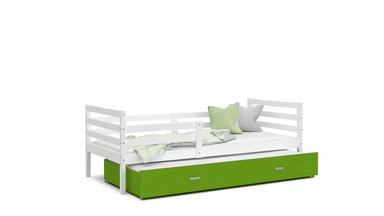Łóżko pojedyncze z dostawką Jerry P2