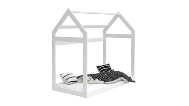 Łóżko pojedyncze domek Jasmine
