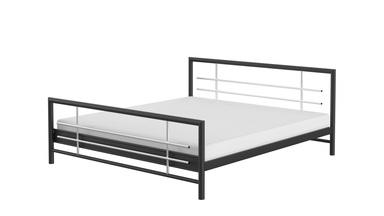 Metalowe Łóżko Sypialniane Fons