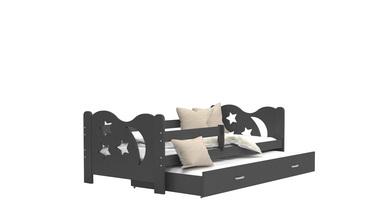 Łóżko pojedyncze z dostawką Andy 2