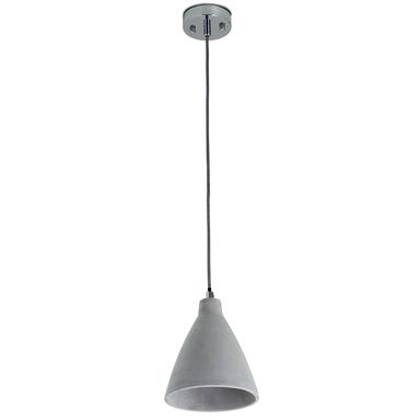 Lampa wisząca cementowa